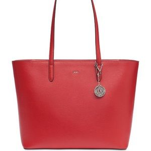 DKNY tote handbag in modern leather
